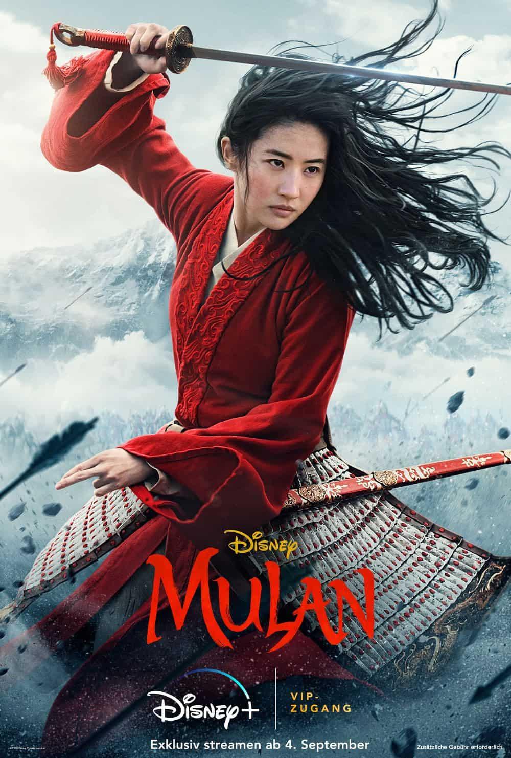 Mulan | Film Kritik | 2020