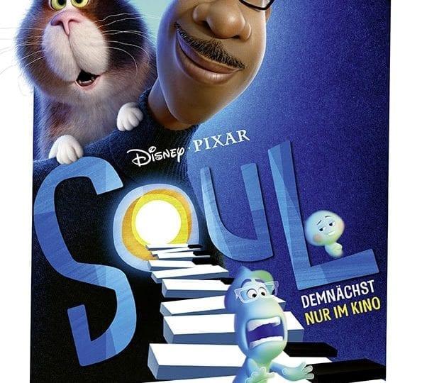 Weihnachten mit Disney -Pixars SOUL