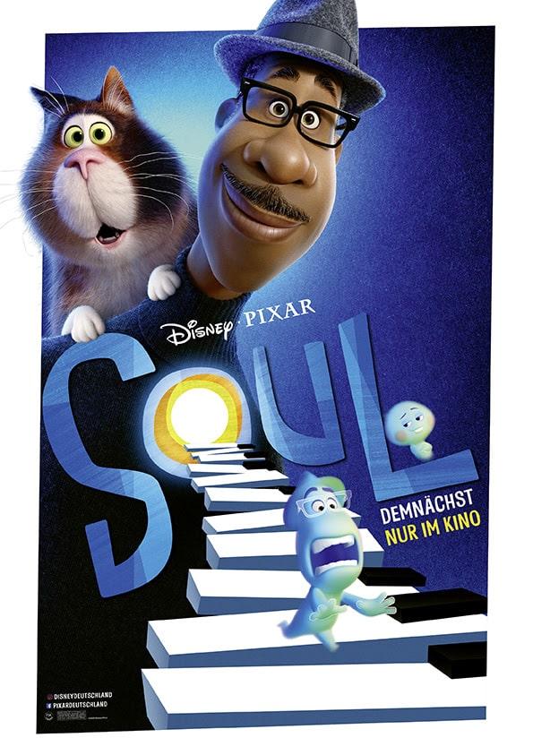Soul   Ab 25. Dezember exklusiv auf Disney+