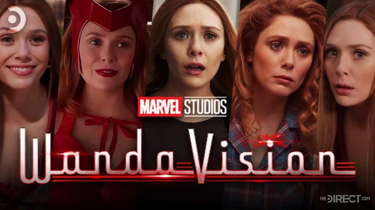 Elizabeth Olsens Wanda Maximoff (alias Scarlet Witch) und Paul Bettany's Vision