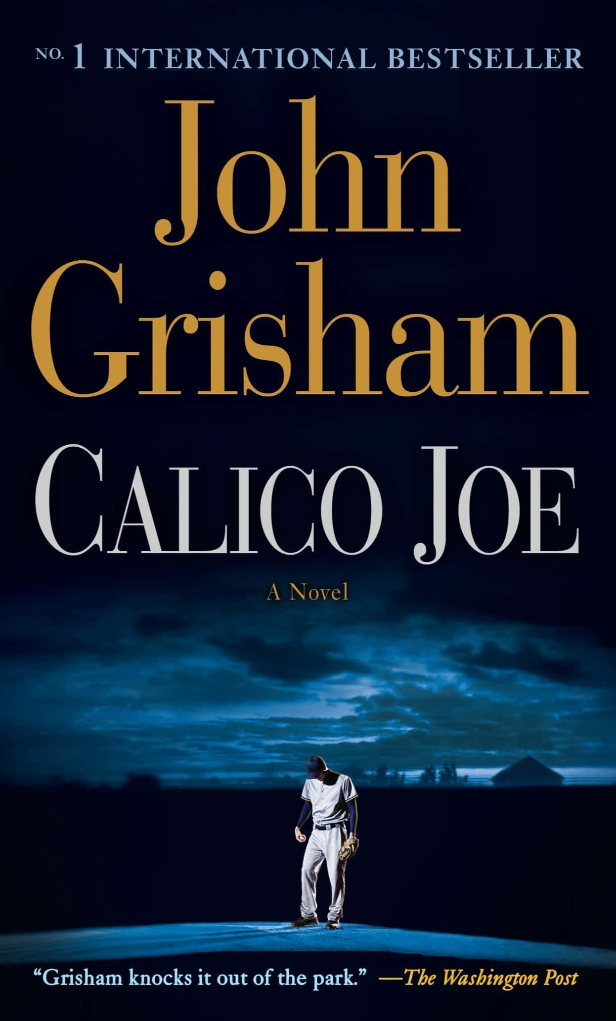 Calico Joe | Clooney adaptiert Grisham Buch