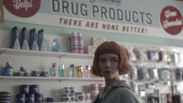 Das Damengambit bei Netflix
