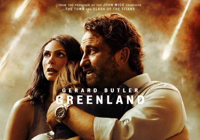 Gerard Butler kehrt nach Grönland zurück