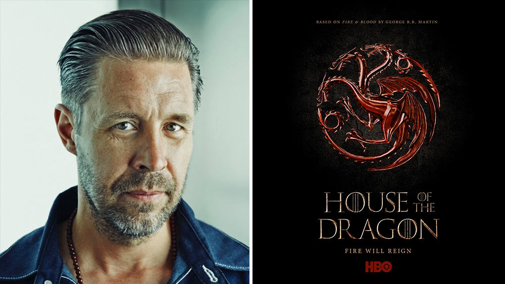 Paddy Considine in House Of The Dragon Serie