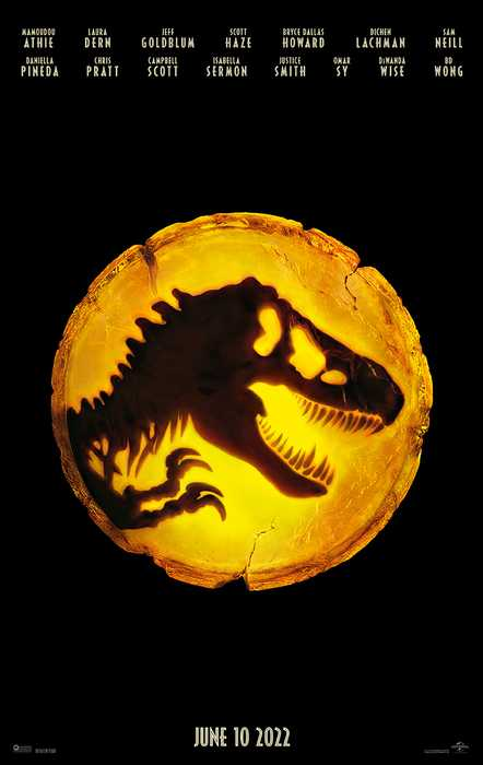 Jurassic World: Dominion kommt 2022