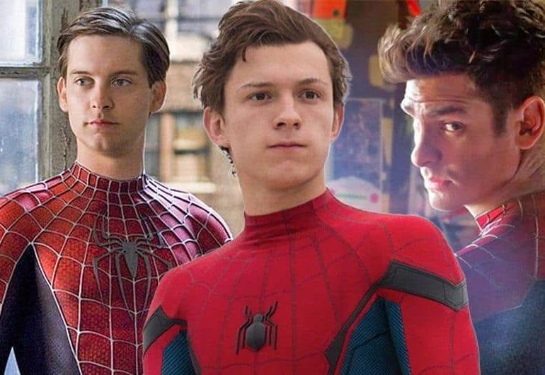 Tom Holland Spider-Man-Filme Kommen Zu Disney+