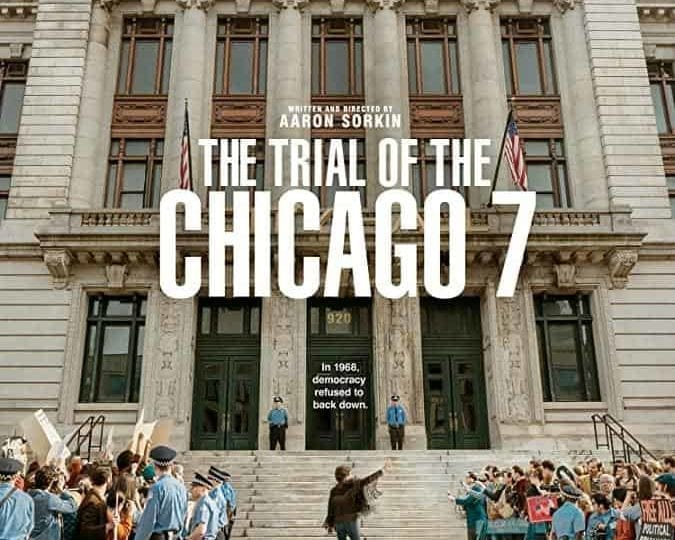 The Trial Of The Chicago 7   Film Kritik   2020