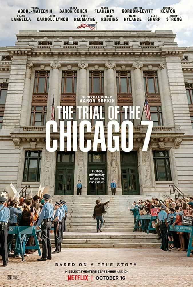 The Trial Of The Chicago 7 | Film Kritik | 2020
