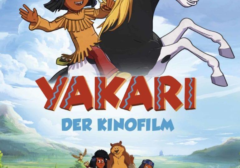 YAKARI - Der Film   Das Who Is Who