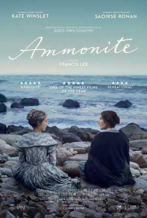 Ammonite   Trailer zum neuen Kate Winslet Film