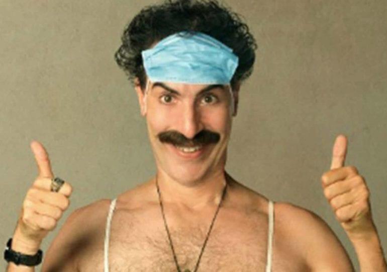 Borat Sequel   Erster Trailer ist da