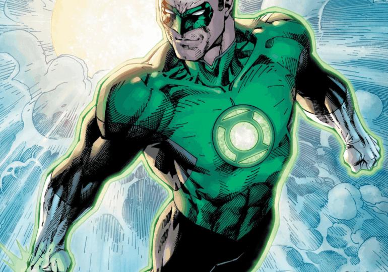 Green Lantern Serie für HBO MAX