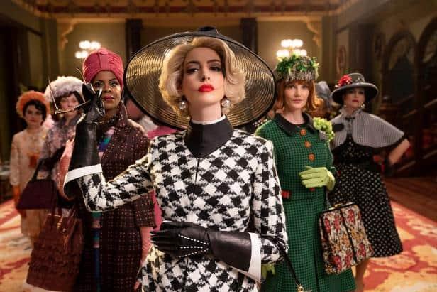 Hexen, Hexen mit Anne Hathaway