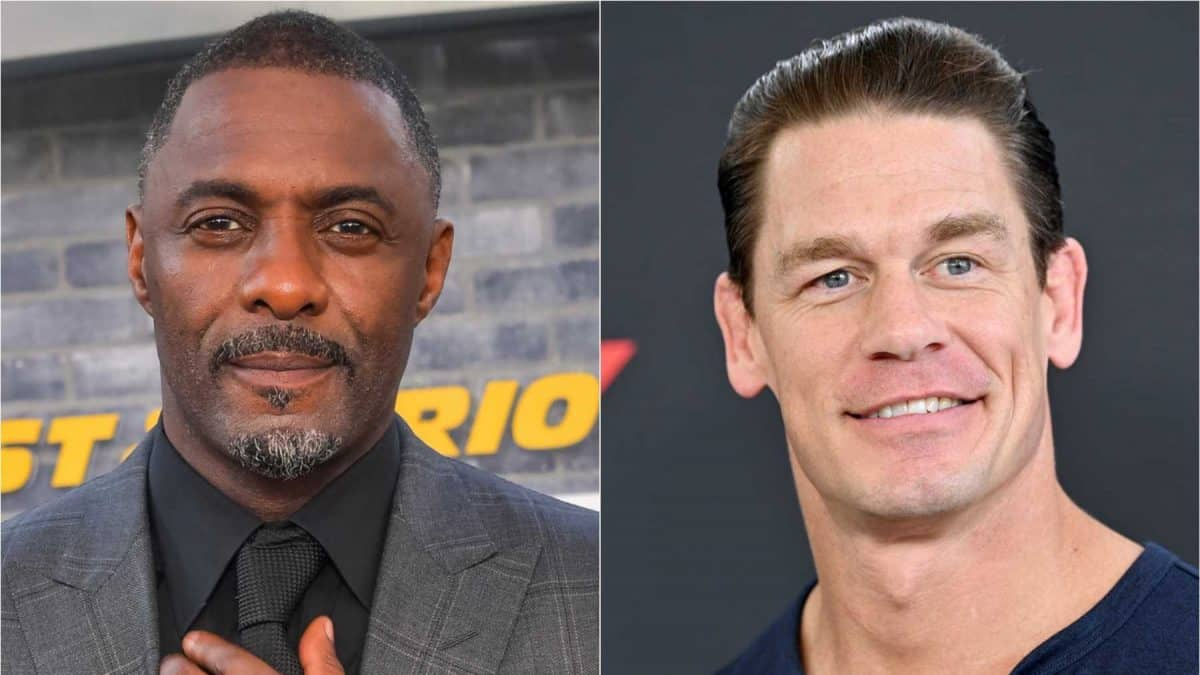 Head of States ist ein kommender Action Film mit Idris Elba und John Cena für Amazon.