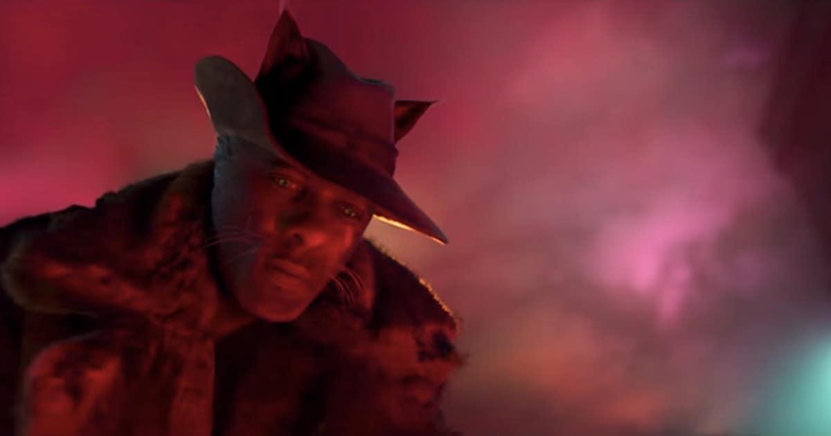 Idris Elba in neuem Film Beast
