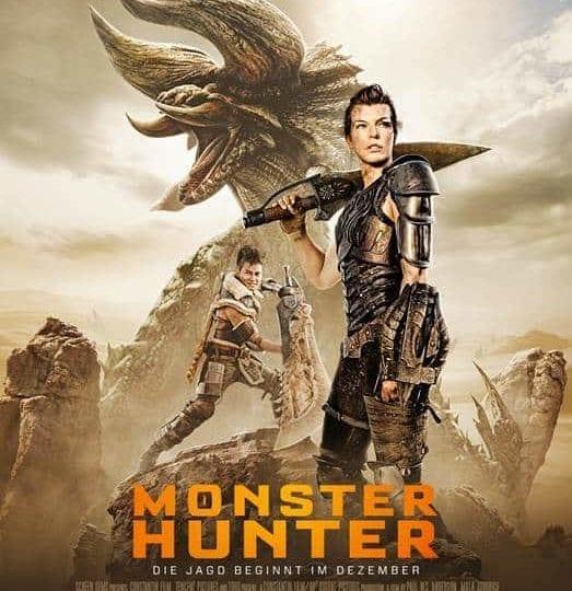 Monster Hunter   Zwei Bombast Trailer Online