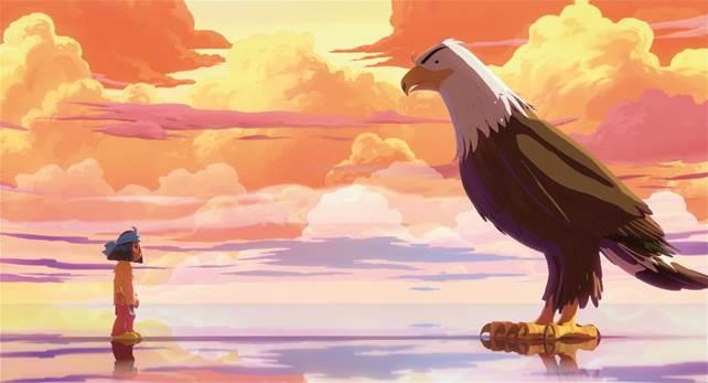 Yakari das Who is Who des legendären Sioux