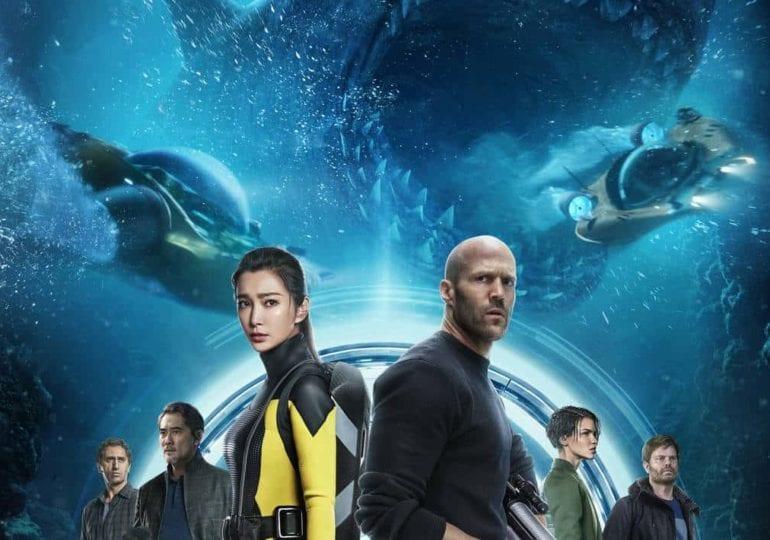 Jason Statham in Meg 2 dabei  | 2020