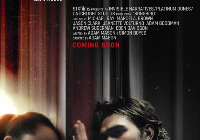 Songbird | Trailer zum Pandemie Thriller