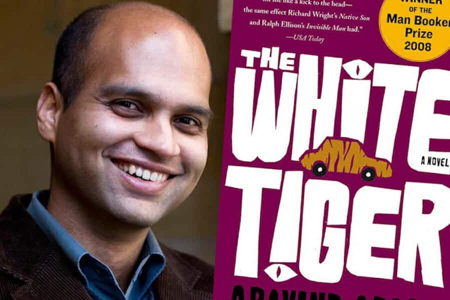 The White Tiger Roman von Aravind Adigas