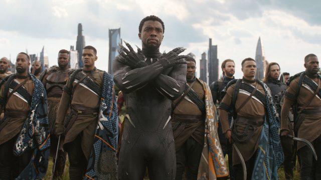 Chadwick Boseman ist unvergessen als Black Panther