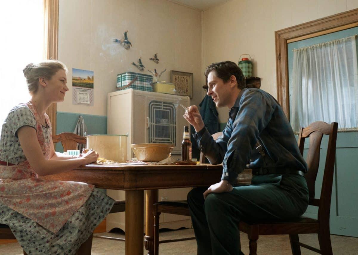 Die Spannungen zwischen Gwen (Hannah Gross) und ihrem Mann Willis (Sverrir Guðnason) nehmen mit der Zeit immer mehr zu
