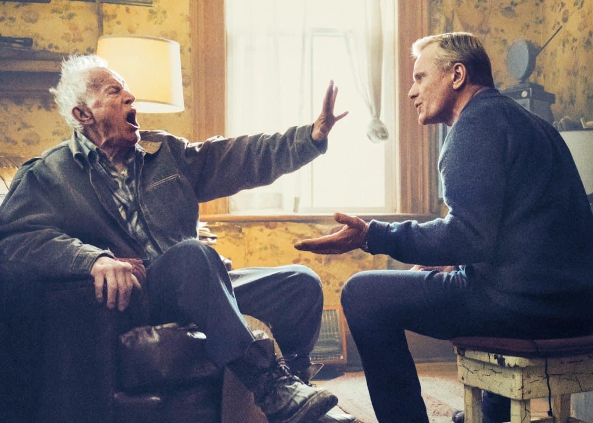 Film Falling: Das Verhältnis zwischen Willis (Lance Henriksen) und John (Viggo Mortensen) bleibt auch im Alter angespannt