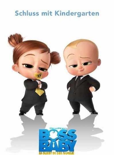 Boss Baby – Es bleibt in der Familie | Trailer