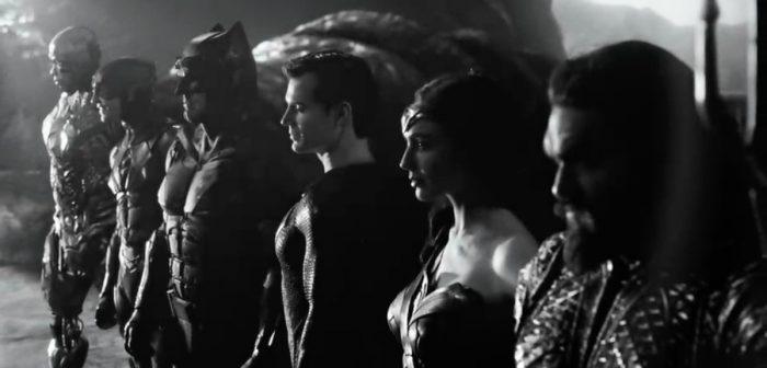 Neuer Justice League Trailer in Schwarz-Weiß