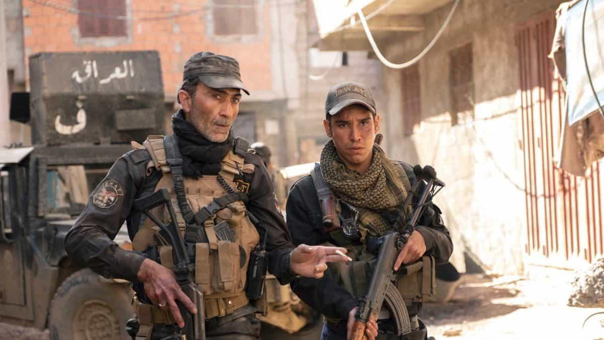 Mosul Netflix film