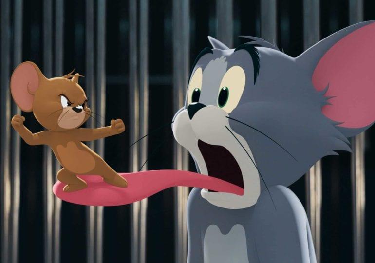 Tom und Jerry - Der Film |  Trailer Online