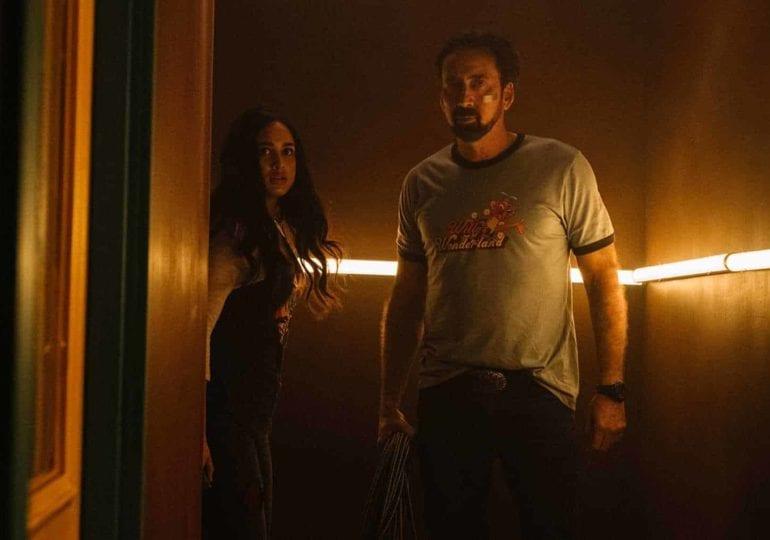 Nicolas Cage steigt für zwei Westernfilme aufs Pferd