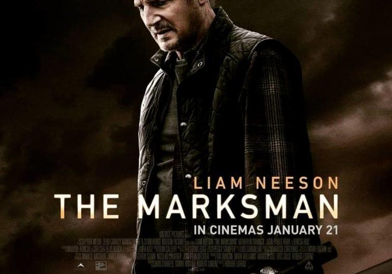 The Marksman   Liam Neeson vs. Kartell