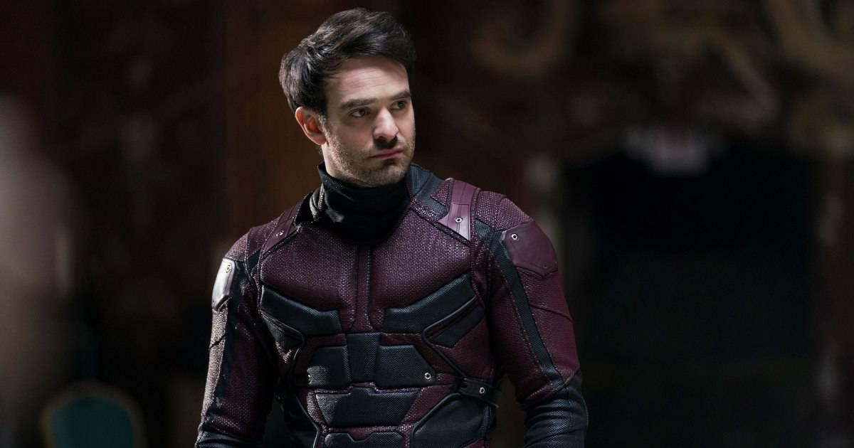 Charlie Cox Als Daredevil In Spider Man 3