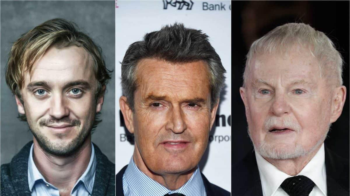 Tom Felton, Rupert Everett und Derek Jacobi sind alle an Bord von Lead Heads. ©Empire Online
