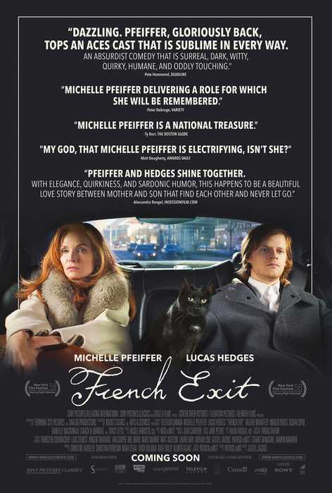 French Exit   Michelle Pfeiffer in Top Form