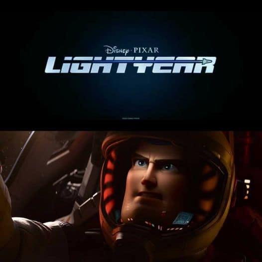 Lightyear und weitere Pixar News