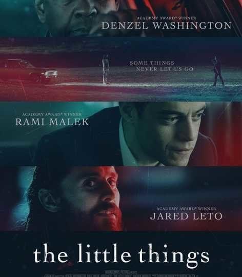 The Little Things | Malek und Washington vs. Leto
