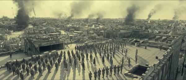 Schlacht um Shanghai 1937 in The 800
