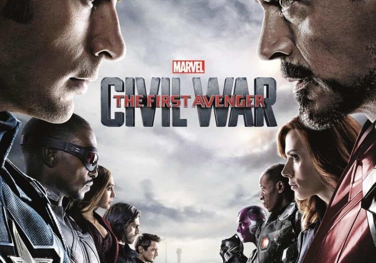 Chris Evans als Captain America zurück ins MCU