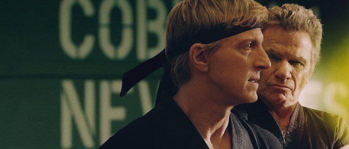 Martin Kove als Kreese in Cobra Kai