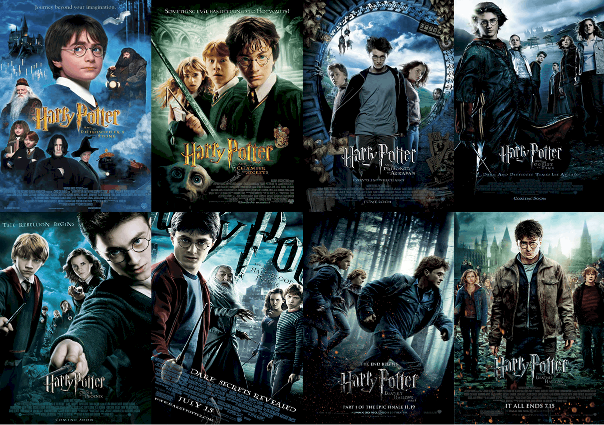 Harry Potter Serie in Entwicklung