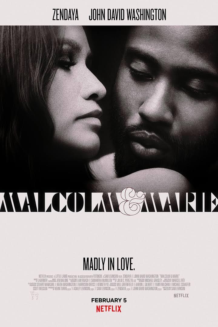 Malcolm & Marie | Trailer | Netflix | 2021