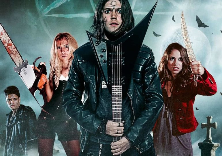 """""""NECROMANCER-STAY METAL"""" Blu-ray Release"""