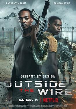 Outside The Wire | Netflix | Film Kritik | 2020
