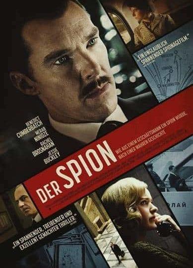 Der Spion | Film Kritik | 2021