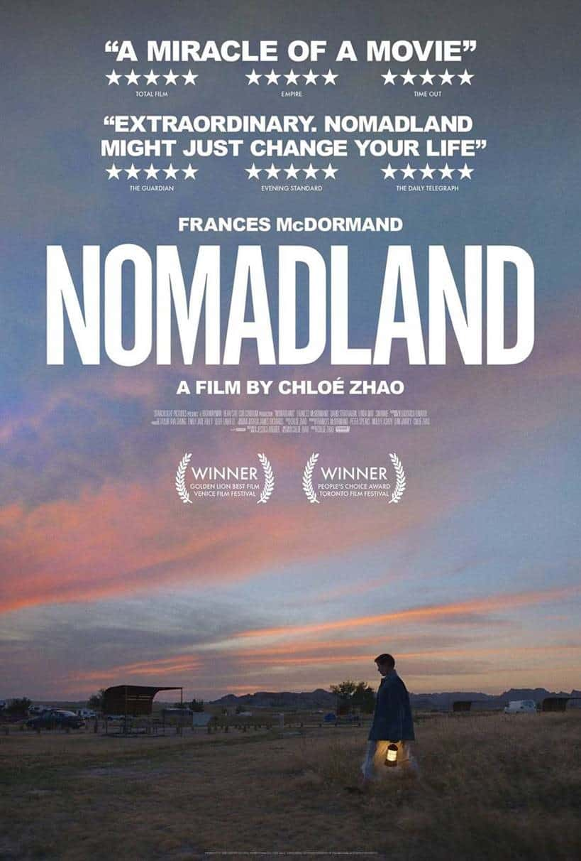 Nomadland | Film Kritik | Oscar-Prämiert Als Bester Film Des Jahres