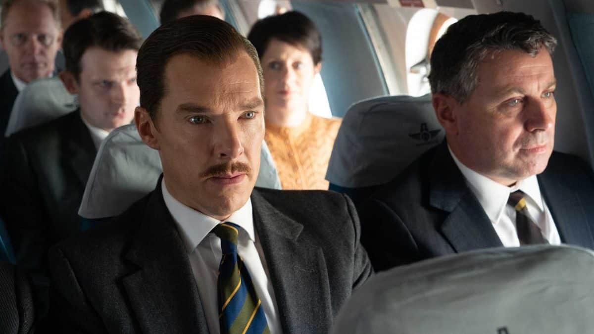The Courier mit Benedict Cumberbatch