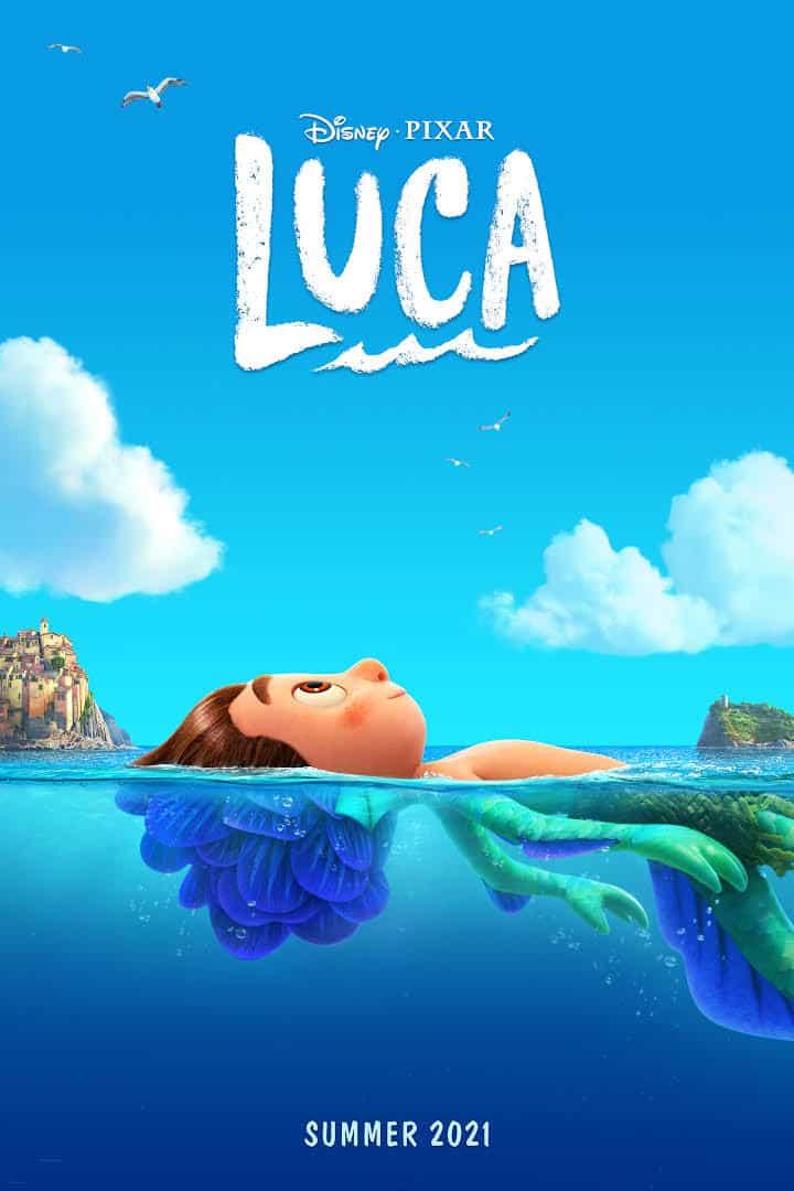 Neuer Luca-Trailer erkundet Pixars Sommergeschichte am Meer