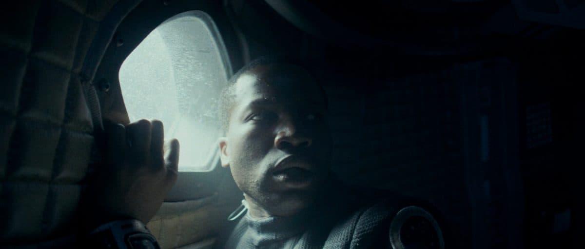 Film Tides ULYSSES II - Astronaut Tucker (Sope Dirisu)
